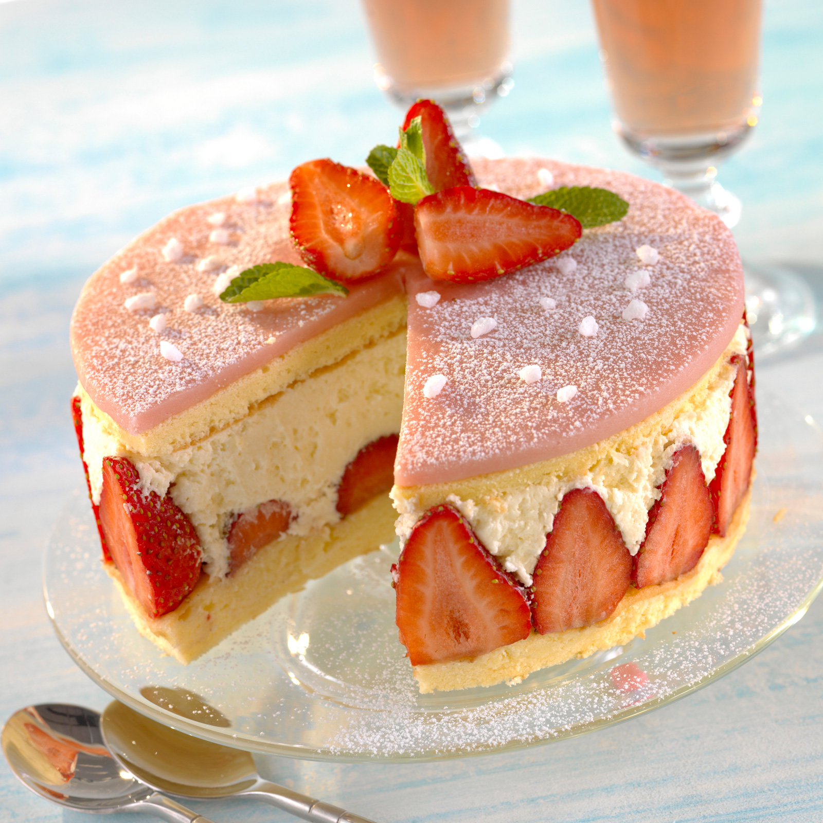 Recette Meilleur Patissier Wedding Cake