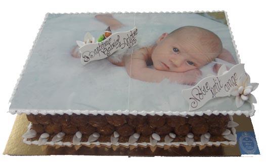 Wedding Cake Chardon Bleu