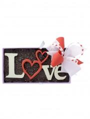 tablette chocolat noir aux amandes caramélisés